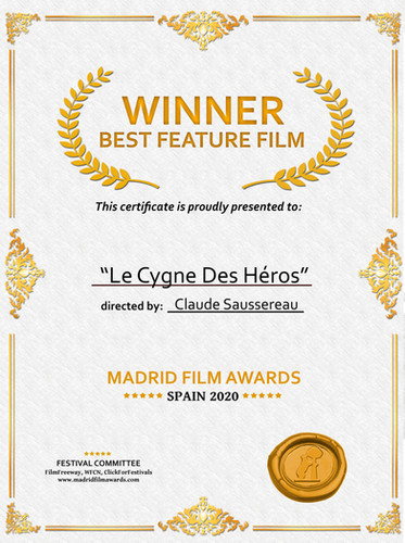 Winner Digital Certificate
