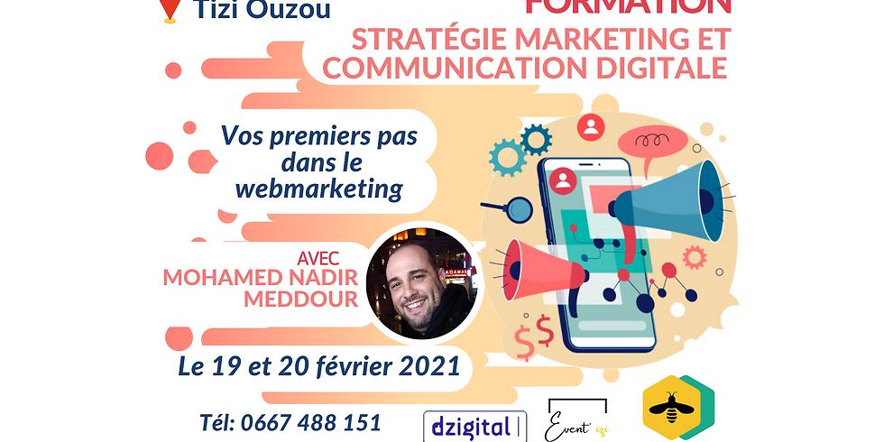 Stratégie marketing et communication digitale