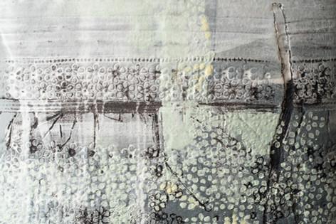 Reminiscence Vessel (detail) 2017