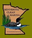 Minnesota Clean Marina logo