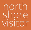 North Shore Visitor logo