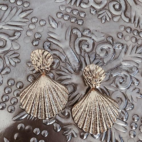BELLE Shell Earrings