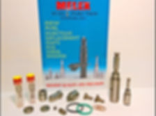 Diesel injector nozzle parts