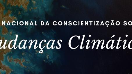 Dia Nacional da Conscientização das Mudanças Climáticas