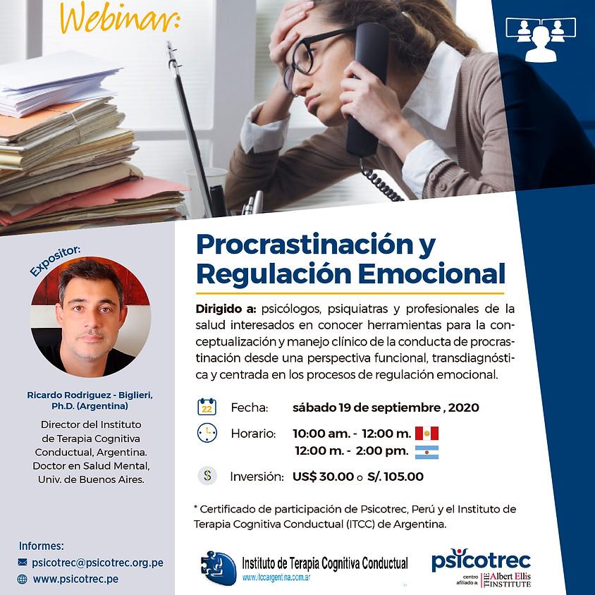 Procrastinación y Regulación Emocional