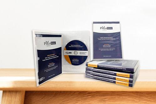DVD: Sesión Demostrativa de la Terapia Racional Emotiva Conductual