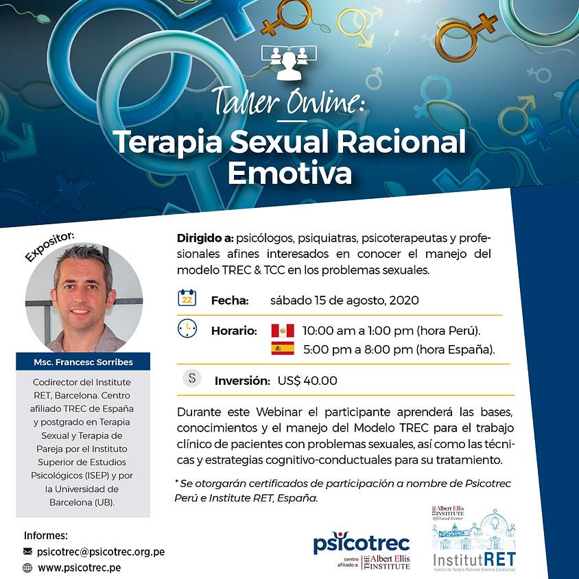 Terapia Sexual Racional Emotiva