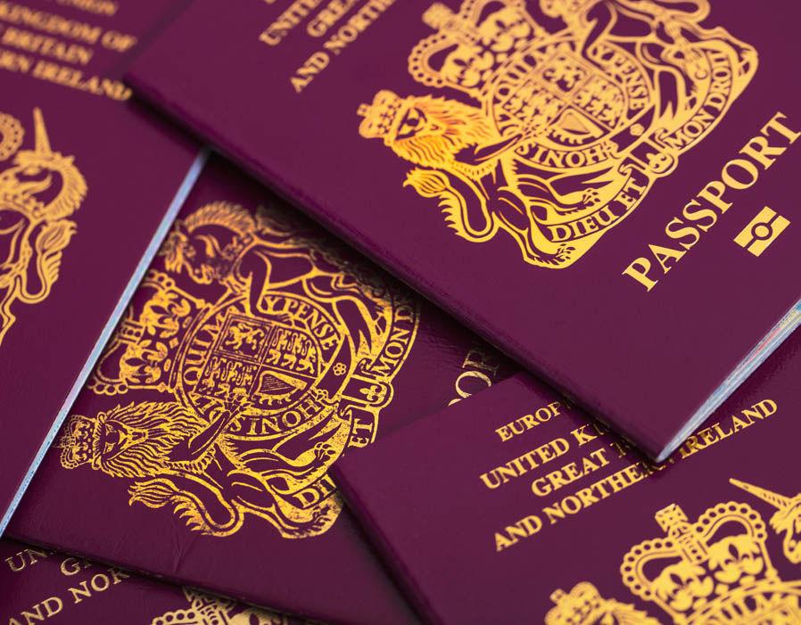 UK PASSPORT BREXIT