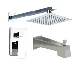 Square Shower System