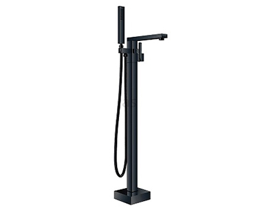 Stand Alone Square Tub Faucet