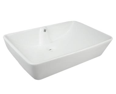 Rectangular Vessel Sink