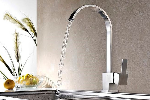 Pull Down Kitchen Faucet V2