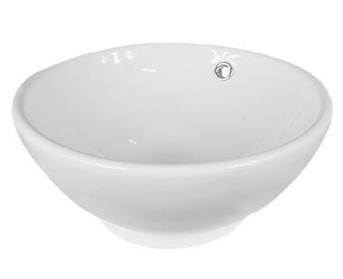 Round Bowl Vessel Sink