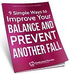 Help for bad balance and falls for older seniors over 65