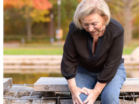 4  Things Your Knee Pain Has You Missing Out On This Fall