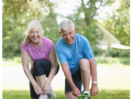 The 1 Thing You Can Do to Limit Physical Disability and Frailty As You Age