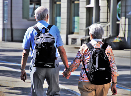 3 Things Older Adults can do to get Travel Ready