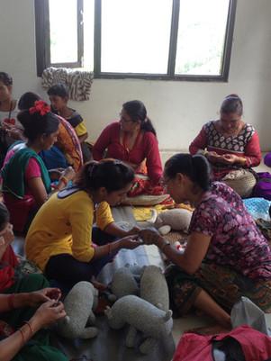 Rural Handicraft Industry Partnering Nepal
