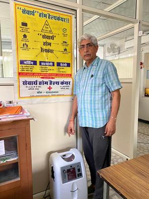 O2 Concentrators Distribution Jaipur