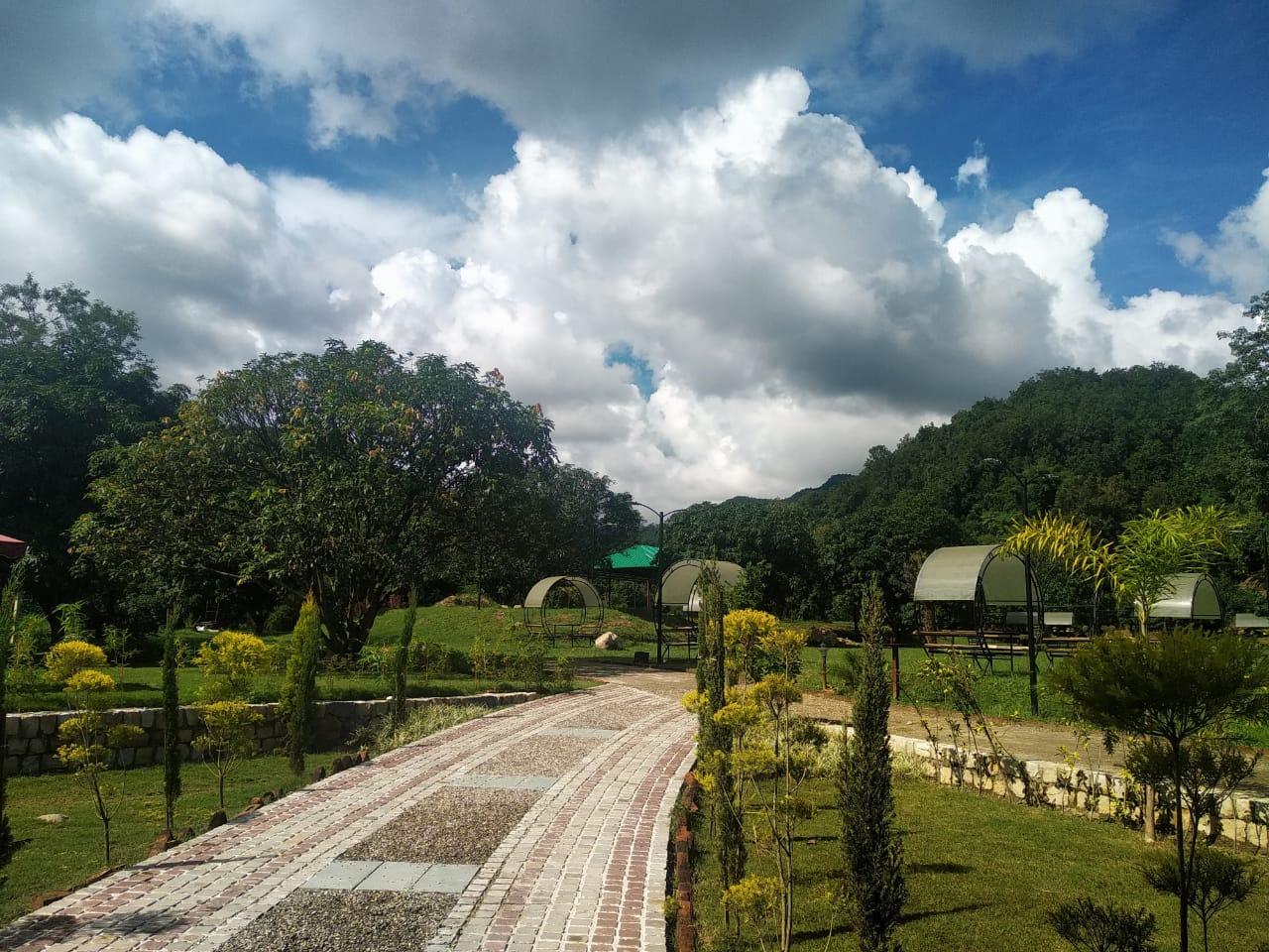 Sylvan garden pic