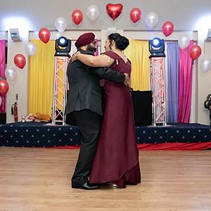 Mr & Mrs Khurana - 25th Anniversary