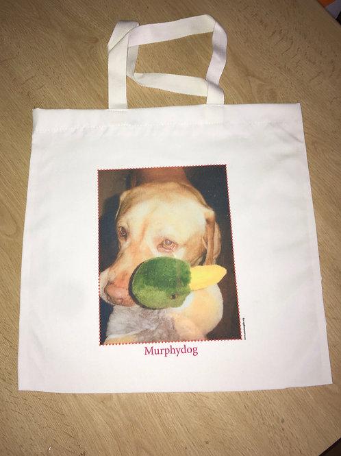 Personalised Shopperbag - d
