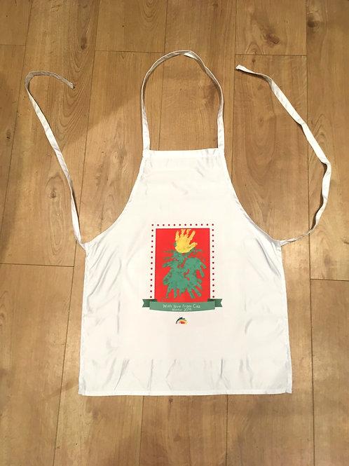 CHILD apron - d