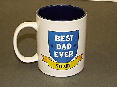 Best...ever mug (male)