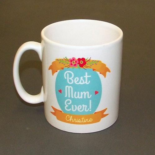 Best ... ever mug (Female)
