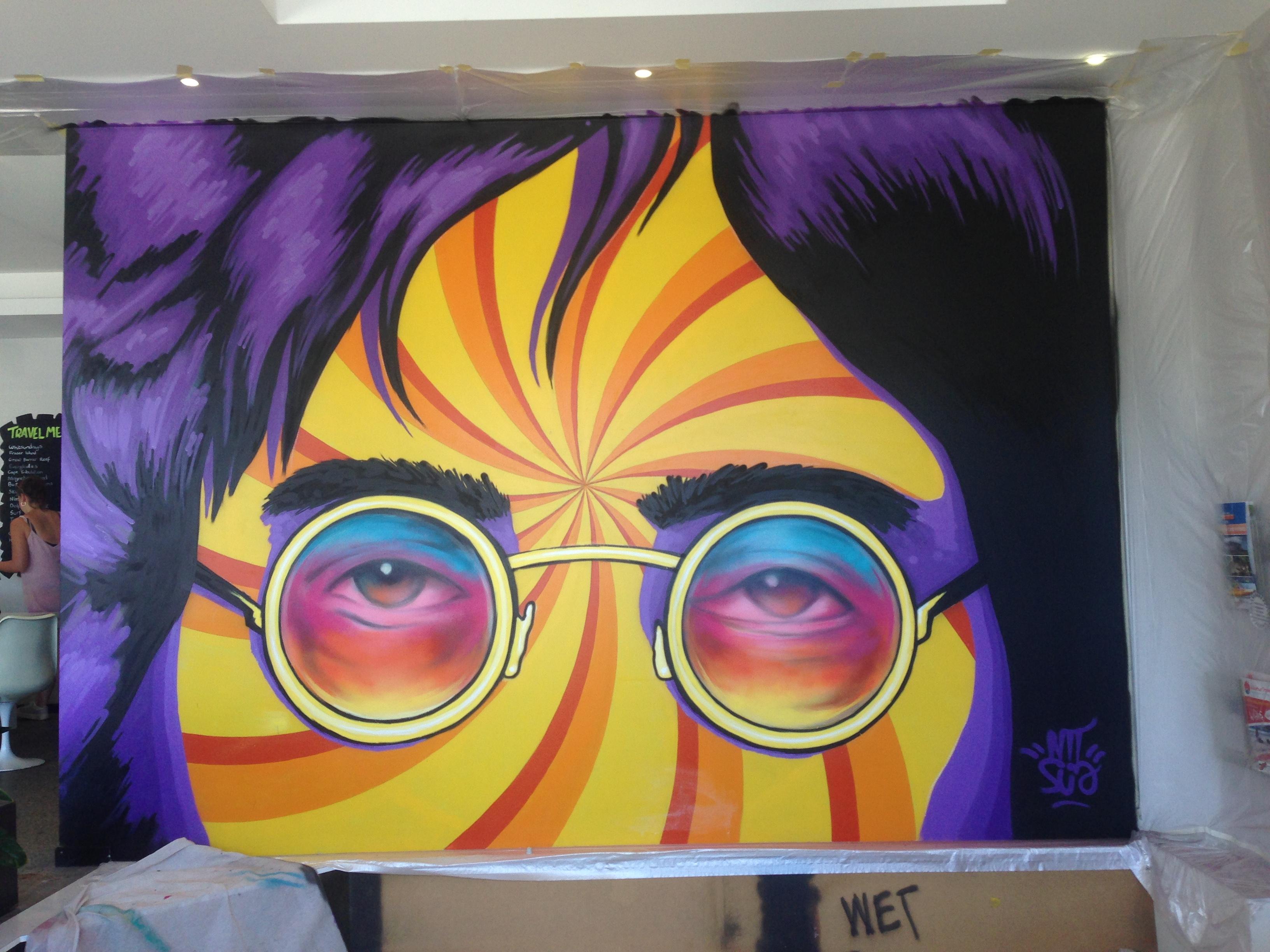 John Lennon // Nomads