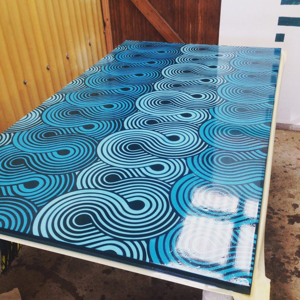 seth surg epoxy finish
