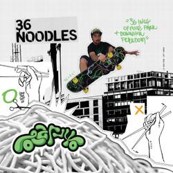 ARLY SKATEBOARDS // 36 NOODLES