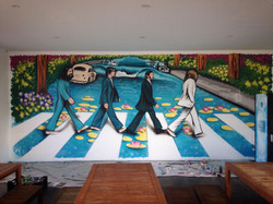 the Beatles Abbey Rd - Nomads
