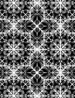 maze textile design