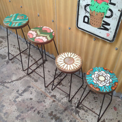 nitsua custom stools