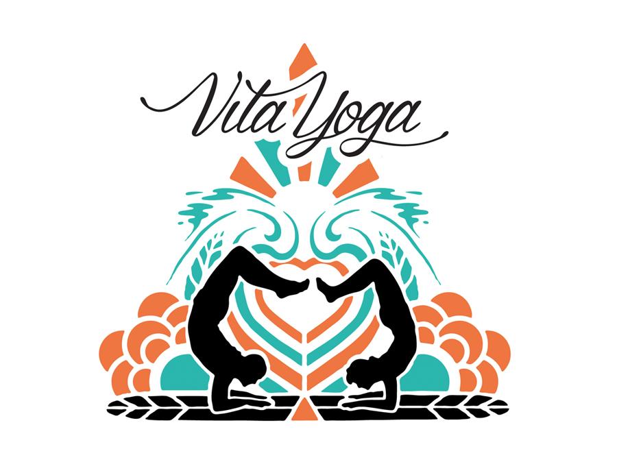 vita yoga logo