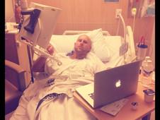 Chemo #1  // the hospital tour
