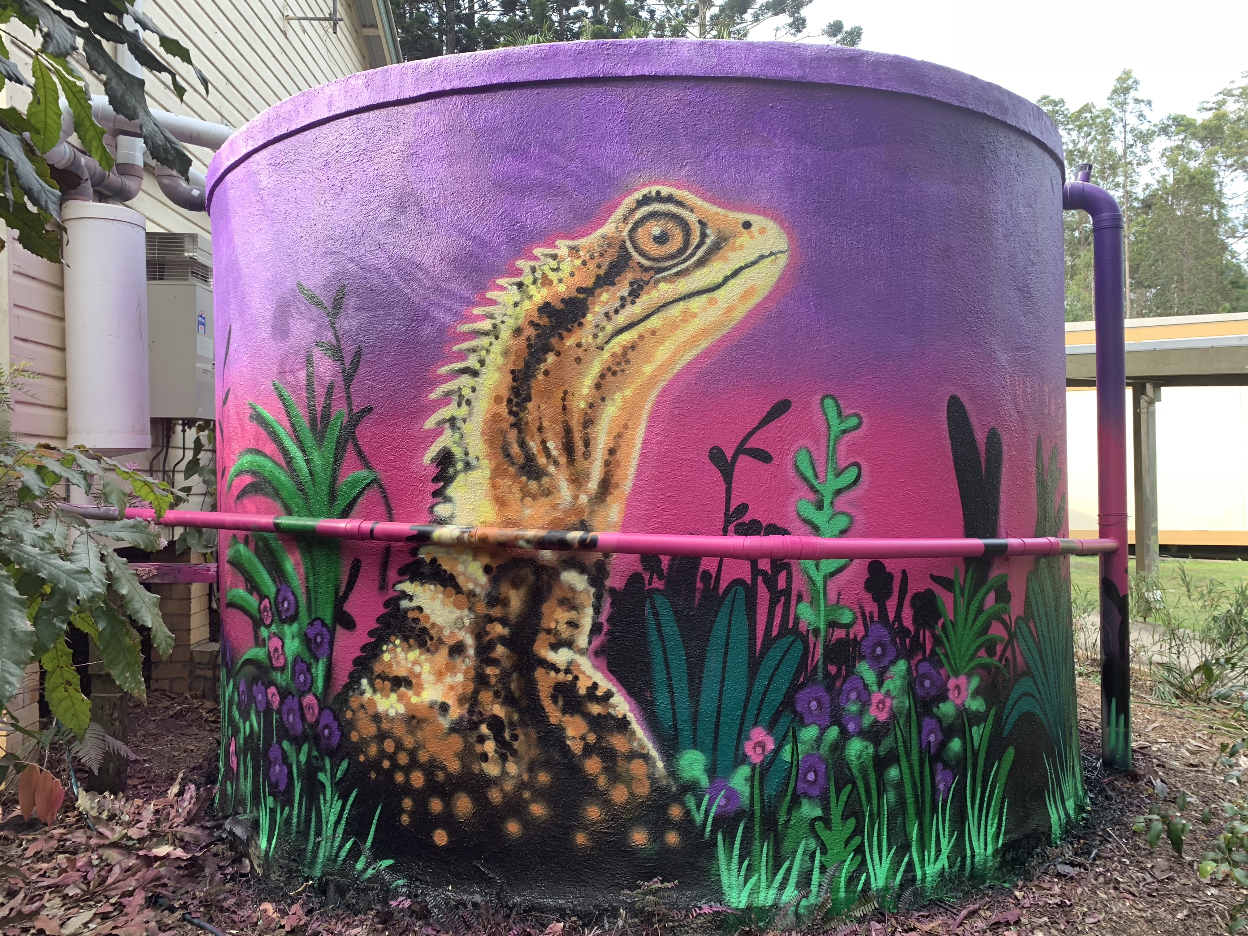 water dragon / Larnook public school