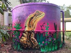 water dragon / Larnook public school
