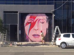 bowie tribute Collingwood Melbourne