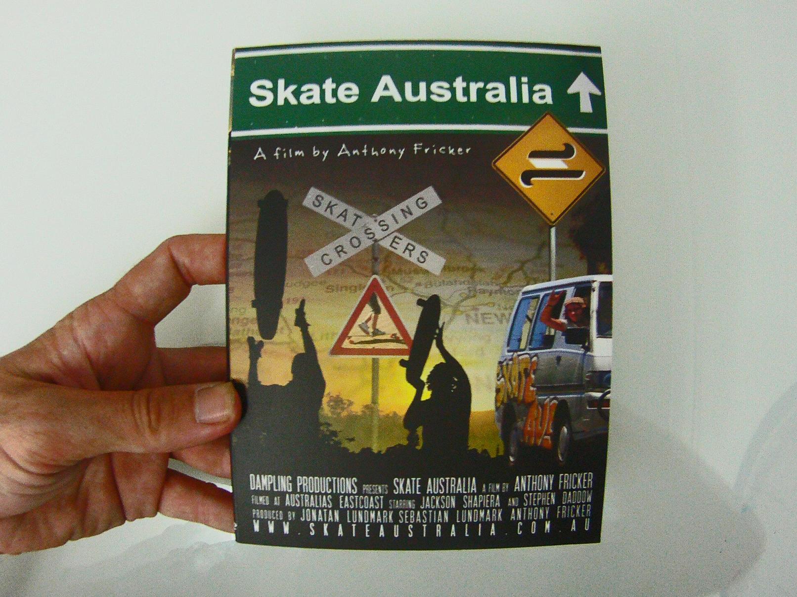 skate australia dvd