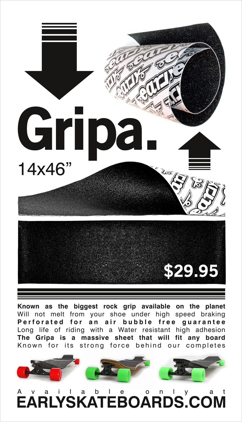 GRIPA RETAIL EMAIL AD