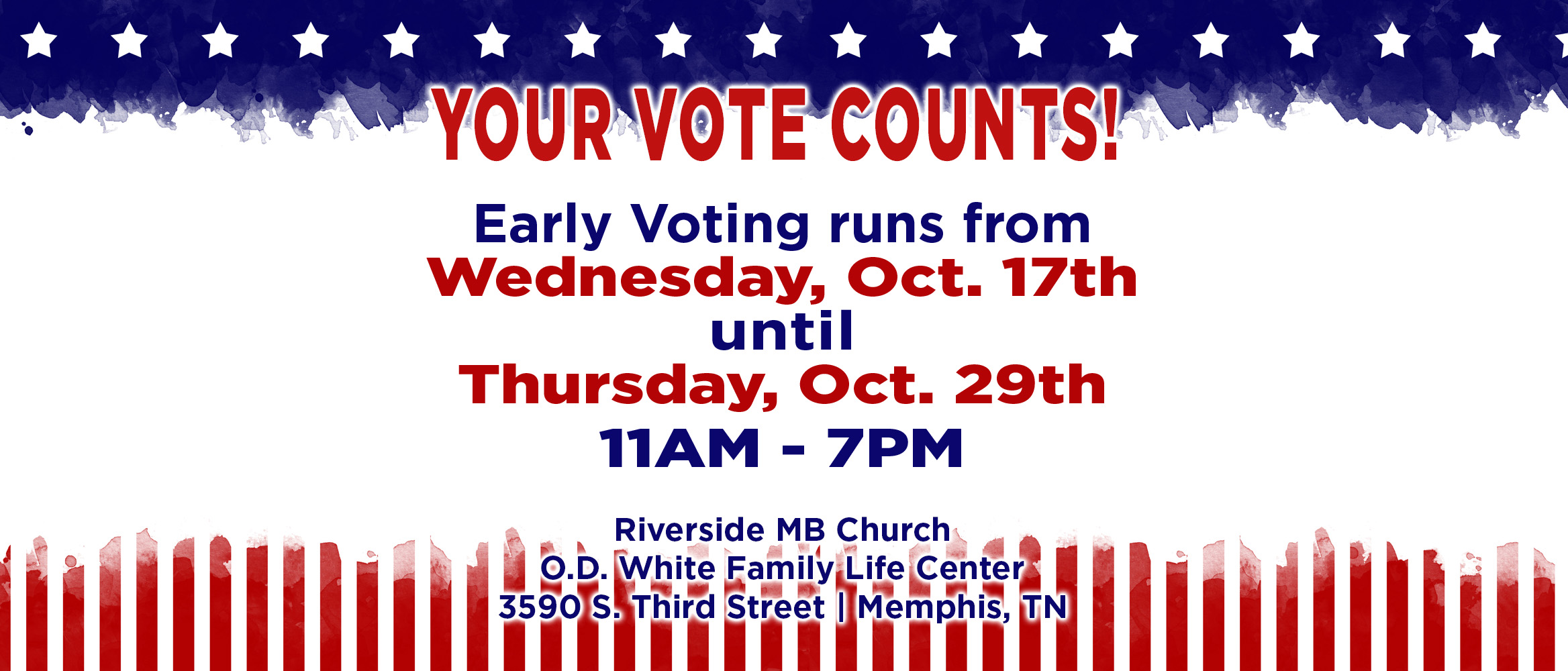 Early Voting Slide 2