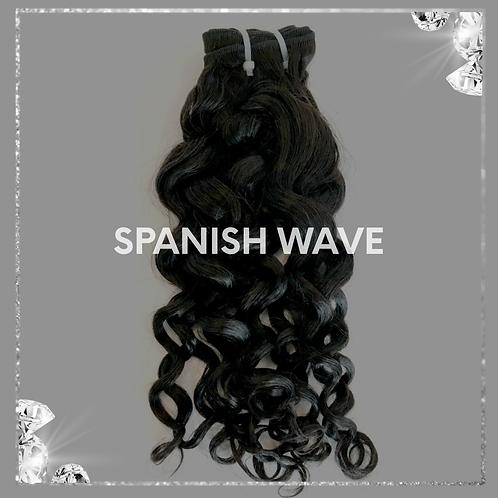 Brazilian Spanish Wave