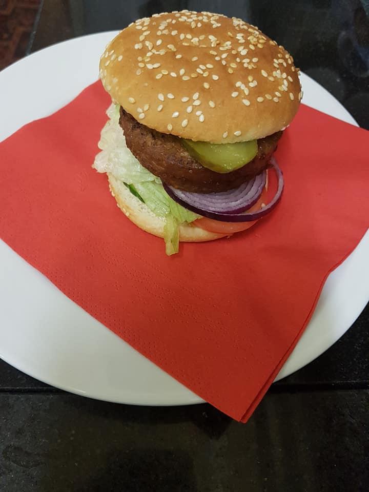 vegi or vegn burger