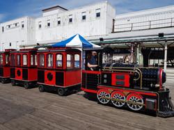 north pier train