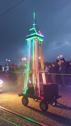 light pool festival