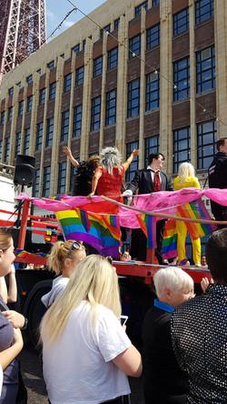 pride event