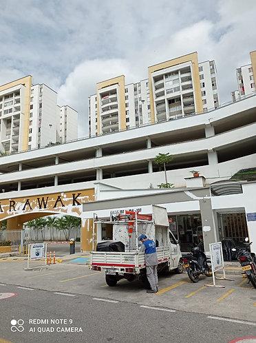 Se Arrienda Apartamento en CR Arawak Cod-80173