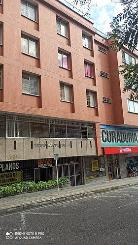 ARRIENDO APARTAMENTO CENTRO-Cod 755675